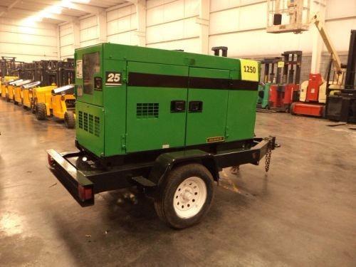 generador electrico multiquip 2000 diesel 25 kva dca-25ssiu2