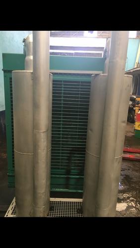 generador electrico planta de luz de  350kw detroit diesel