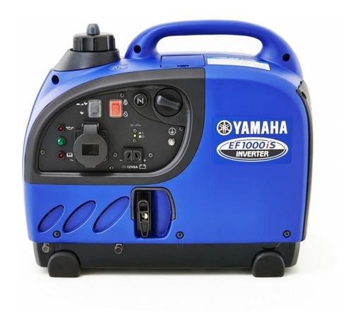 generador electrico yamaha ef 1000 is