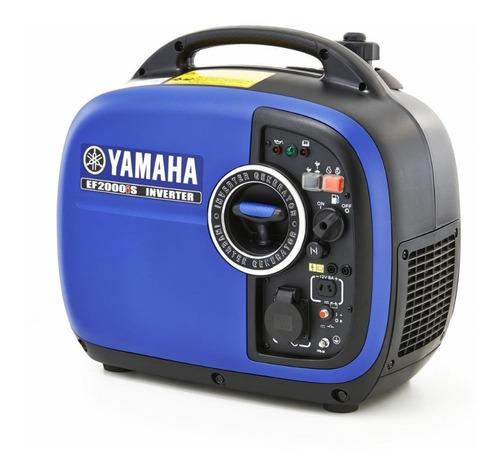 generador electrico yamaha ef 2000 is