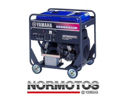 generador electrico yamaha ef13000 8 kva normotos  4749-9220