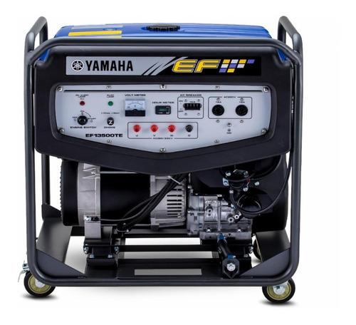 generador electrico yamaha ef13500