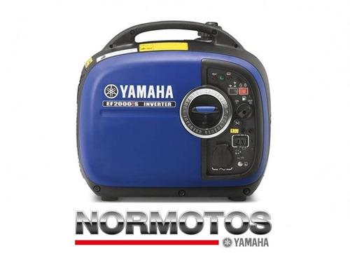 generador electrico yamaha ef2000 is (1.6 kva)   4749-9220