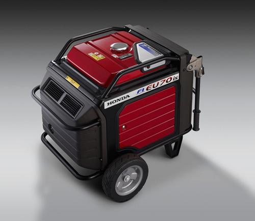 generador eu70is honda redbikes mejor precio contado
