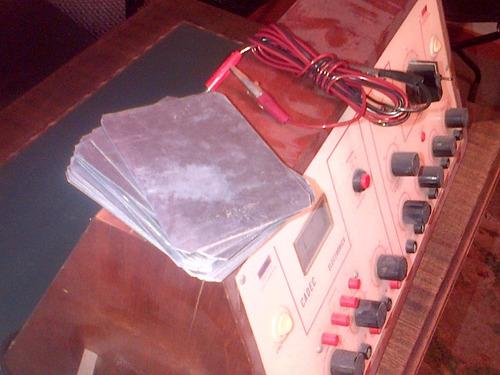 generador galvanico 8 saliidas. iontoforesis y otras aplicac