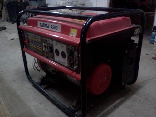 generador gamma 4500