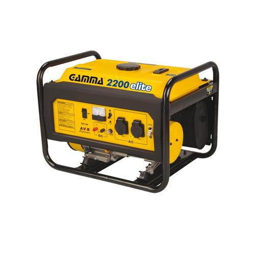 generador gamma ge-3459 6.5hp amarillo