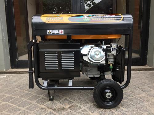 generador grupo electrogeno 6500w 7,5kva 15hp monofásico