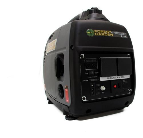 generador grupo electrogeno inverter 4 tiempos 2000w f&g