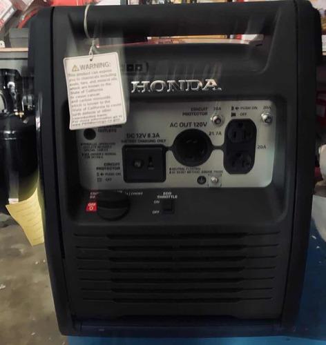 generador honda 3000 inverter handi