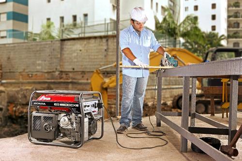 generador honda eg 6500 cxr