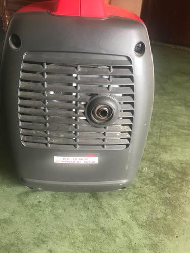 generador honda eu20i silenciosa usado