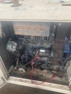 generador ingles con motor aleman deutz de 3 cilindros