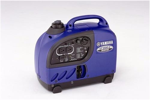 generador insonorizado yamaha ef1000is carga bateria renosto