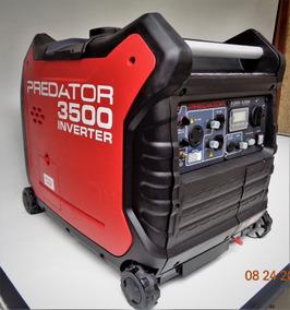 Generador Inversor Predator Silencioso De 3500 Watts