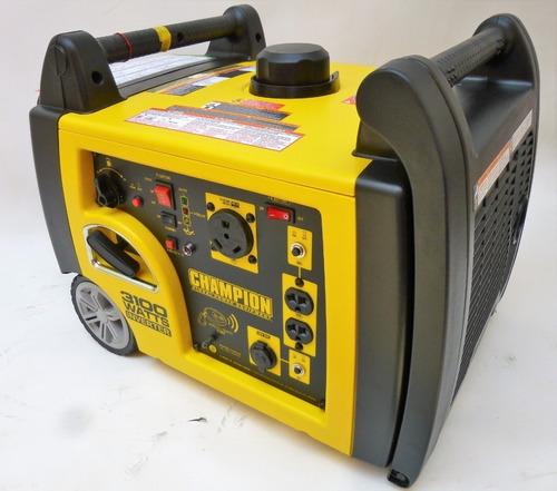 generador inversor silencioso 3100 watts para yate o velero