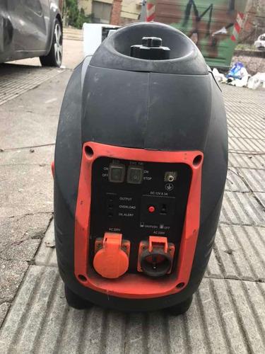 generador inverter 3.5 kw