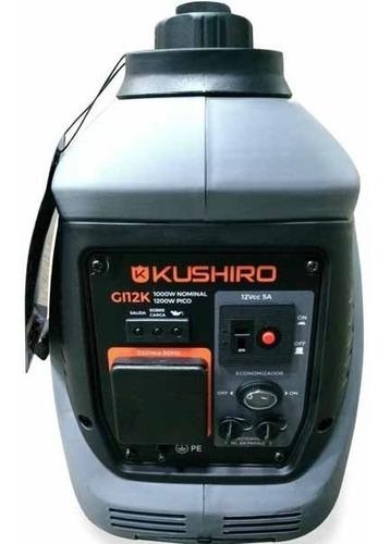 generador inverter kushiro 1200 watts novedad