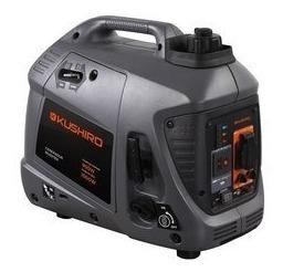 generador inverter kushiro 1200w monofasico