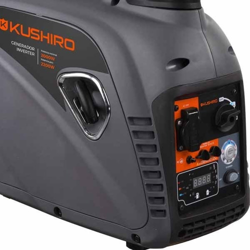generador inverter kushiro 2200 watts novedad