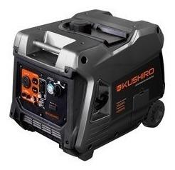 generador inverter kushiro 4000w monofasico