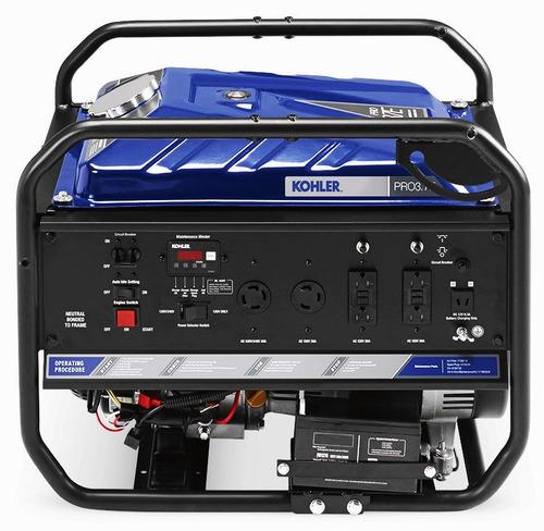 generador kohler 3700 w