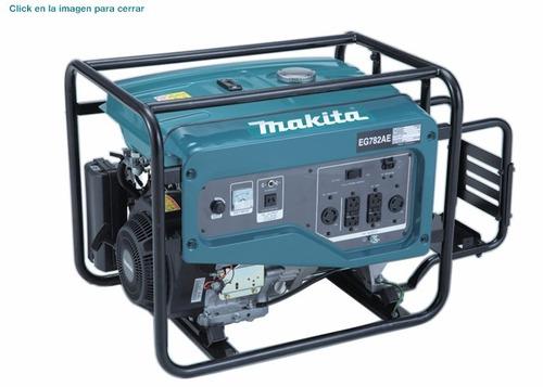 generador makita  de 3800w mod. eg3829