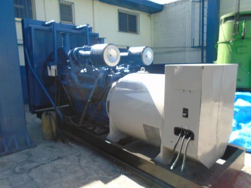 generador marca igsa, modelo dp-600 de 600 kw