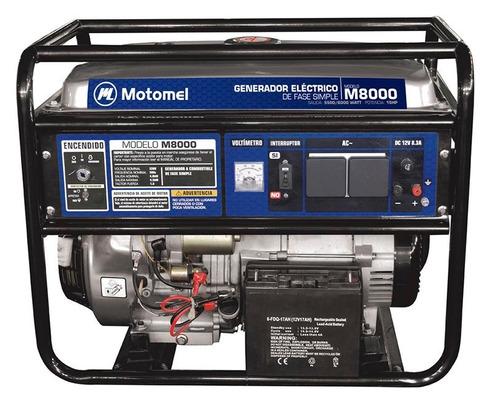 generador motomel m8000  e