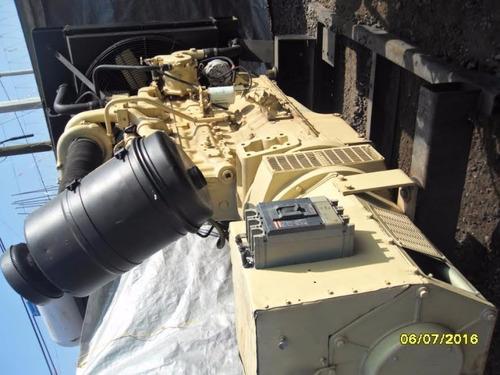 generador / planta de luz 150 kw cummins 597