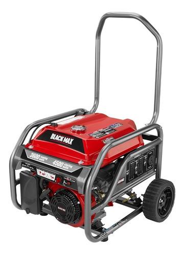 generador / planta de luz 3600/4500 portable black max