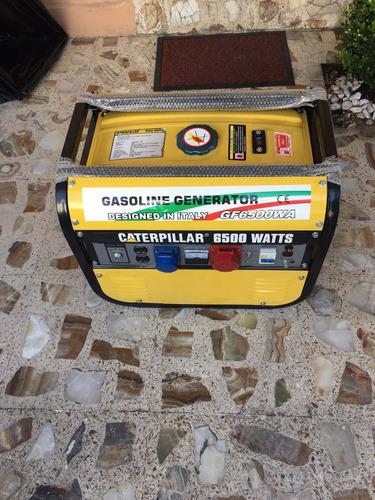 generador planta de luz caterpillar