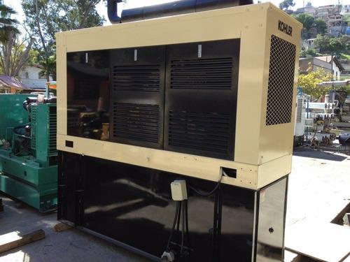 generador  planta de luz  kohler 150 kw vendido vendido