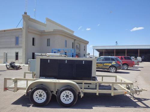 generador, planta de luz kolher 33kw trifasica