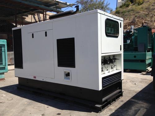 generador planta de luz marathon 35 kw diesel nacional