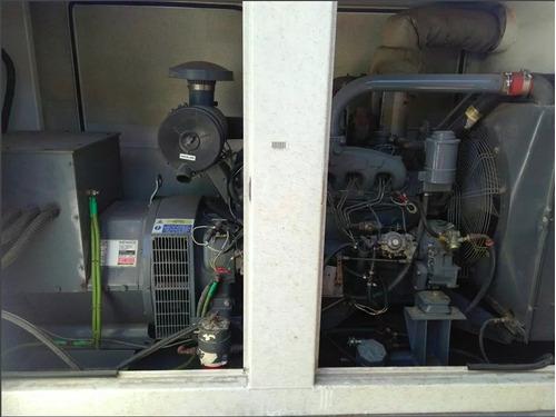 generador planta de luz marca aggreko stamford 125kva diesel