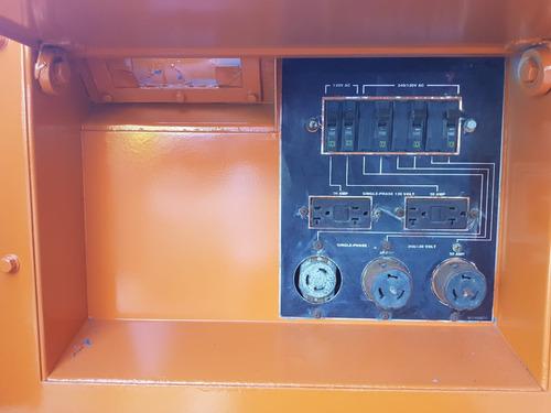 generador planta de luz multiquip 45 kva diesel nacional