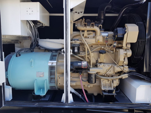 generador planta de luz multiquip 70 kva diesel nacional