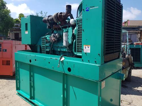 generador planta de luz onan 125 kw diesel nacional garantia
