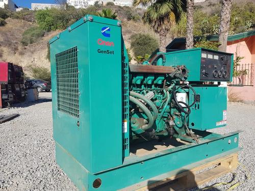 generador planta de luz onan 20 kw monofasica diesel