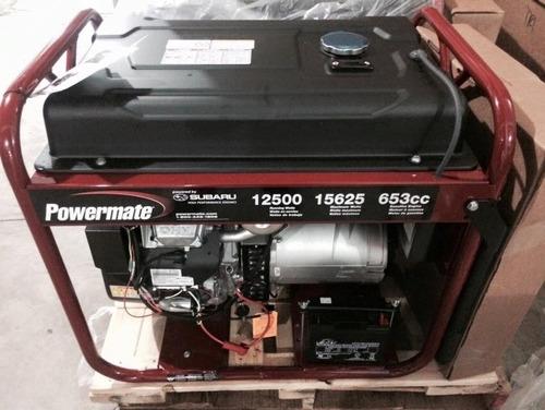 generador / planta de luz powermate 12,500w /15,625 w