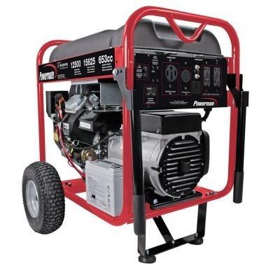 Generador planta de luz powermate 12 500w 15 650w - Generador de luz ...