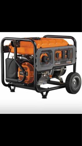 generador planta eléctrica generac rs 5500 kv