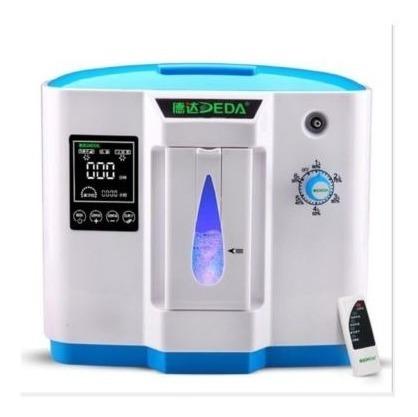 generador portátil de generador de oxígeno de uso doméstico