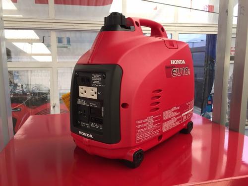 generador portatil honda eu10it1-ll1