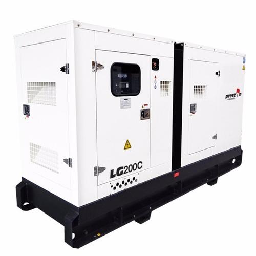 generador preston 180 kva - 144 kw