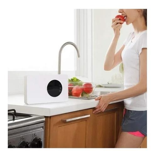 generador purificador ozono 400mg/h desinfecta aire/agua