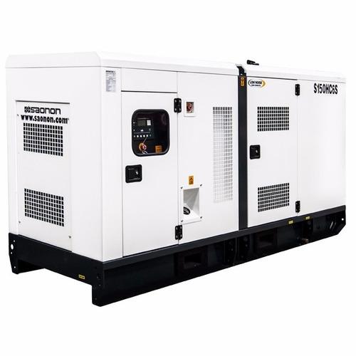 generador saonon 135 kva - 108 kw