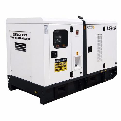 generador saonon 30 kva - 24 kw