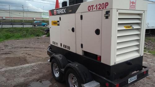 generador terex 2008 acepto cambio 2008
